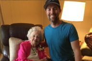 Josh Turner Celebrates Grandmother-In-Law's 100th Birthday