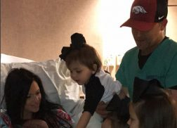 Family Comes First For Singer and Father-Of-Four Justin Moore