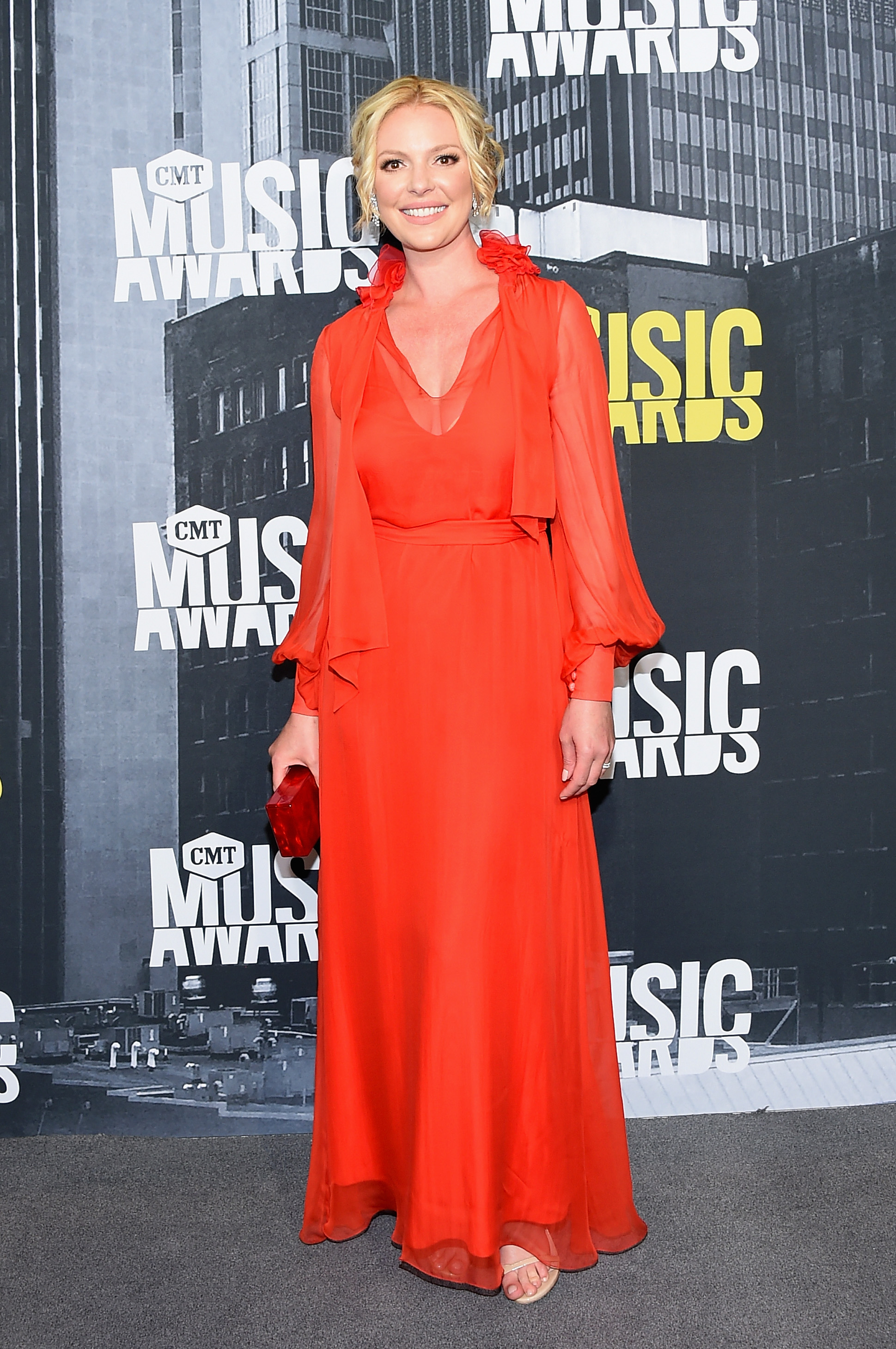Katherine Heigl; Photo by Michael Loccisano/Getty Images For CMT
