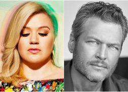 Blake Shelton and Kelly Clarkson Team Up to Honor Wounded Soldiers