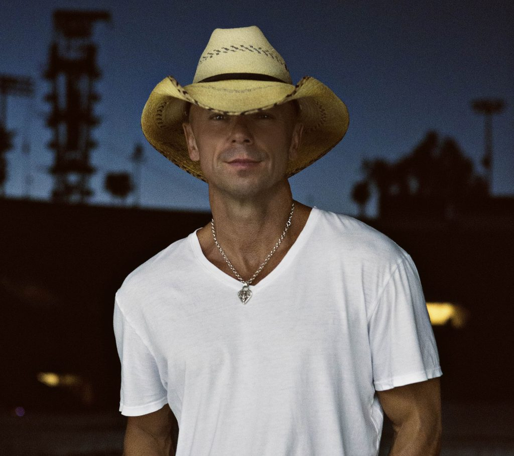 Kenny Chesney: Kenny Chesney Enlists College Students To Create 'All The