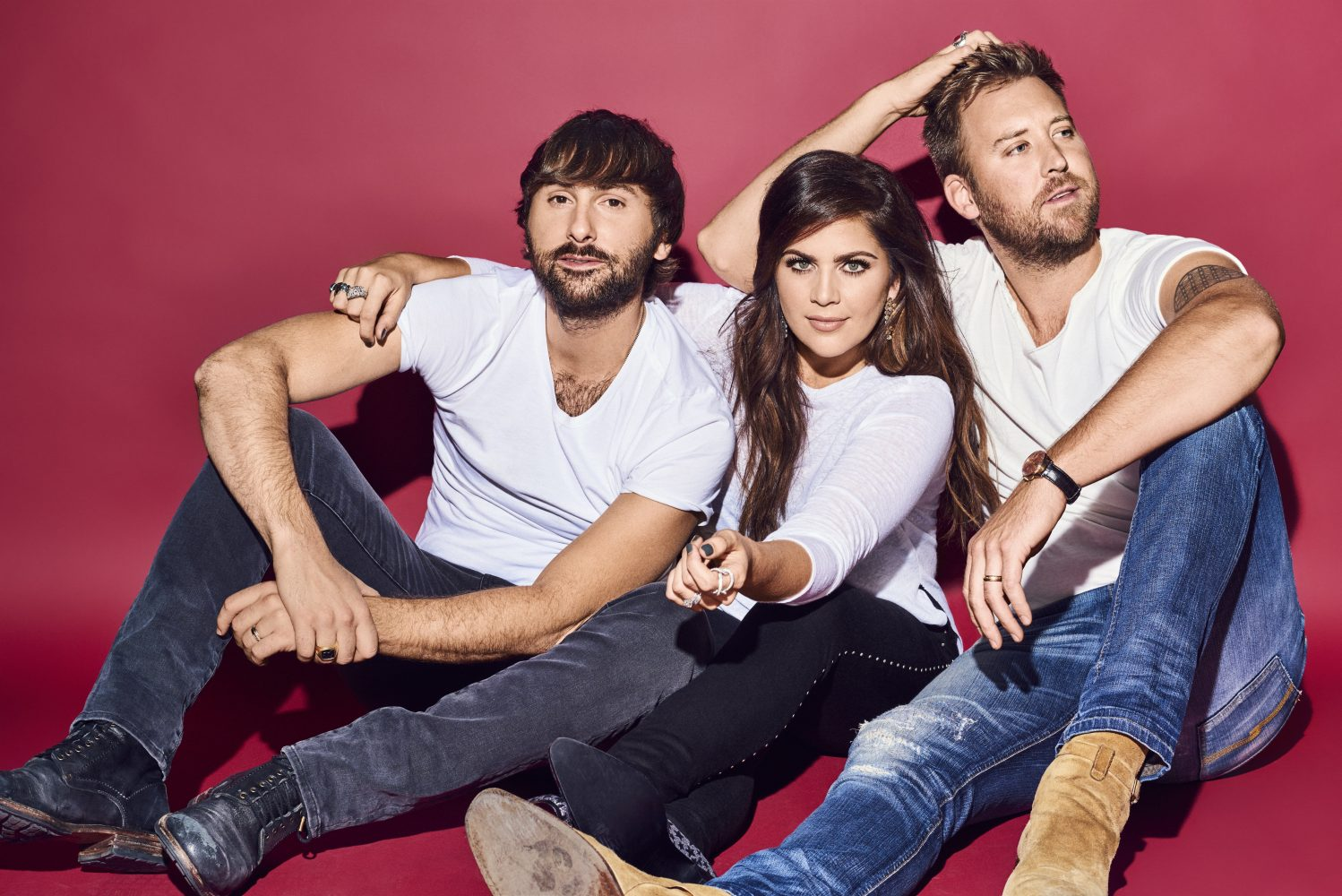Lady Antebellum: The Cover Story
