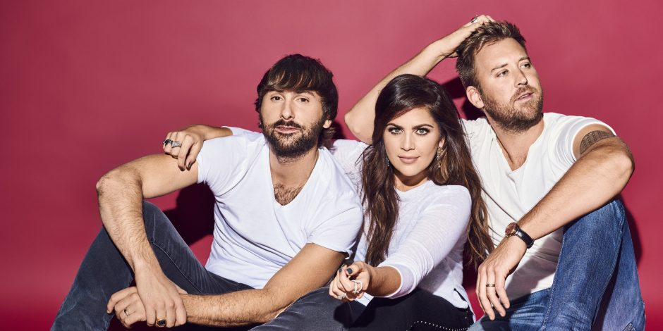 Lady Antebellum Headed to the Beach for 30A Concert Series