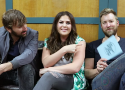 Lady Antebellum Dishes Out Band Superlatives on 'The Tonight Show' Extras