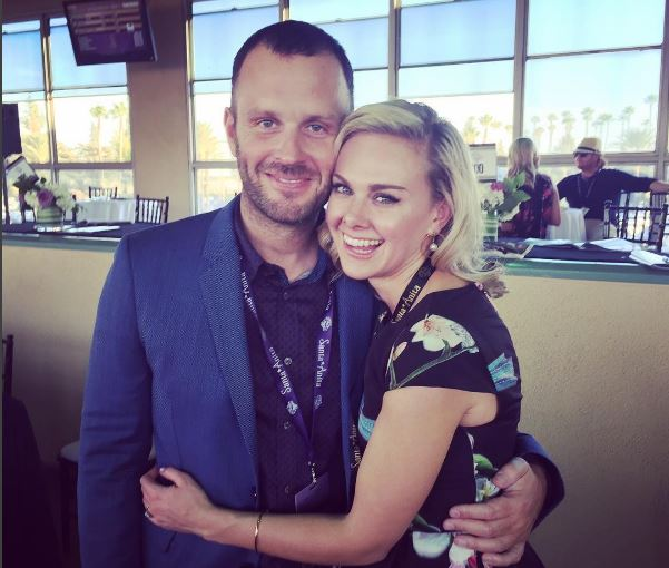 Laura Bell Bundy Ties the Knot to Longtime Boyfriend Thom Hinkle