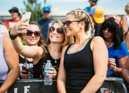 EXCLUSIVE: A Day In The Life with Lauren Alaina at CMA Fest