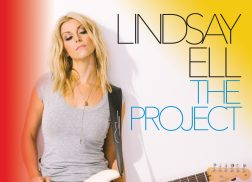 Lindsay Ell's 'The Project' Debuts at No.1