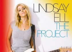 Lindsay Ell Makes Late-Night TV Debut, Announces Debut Album