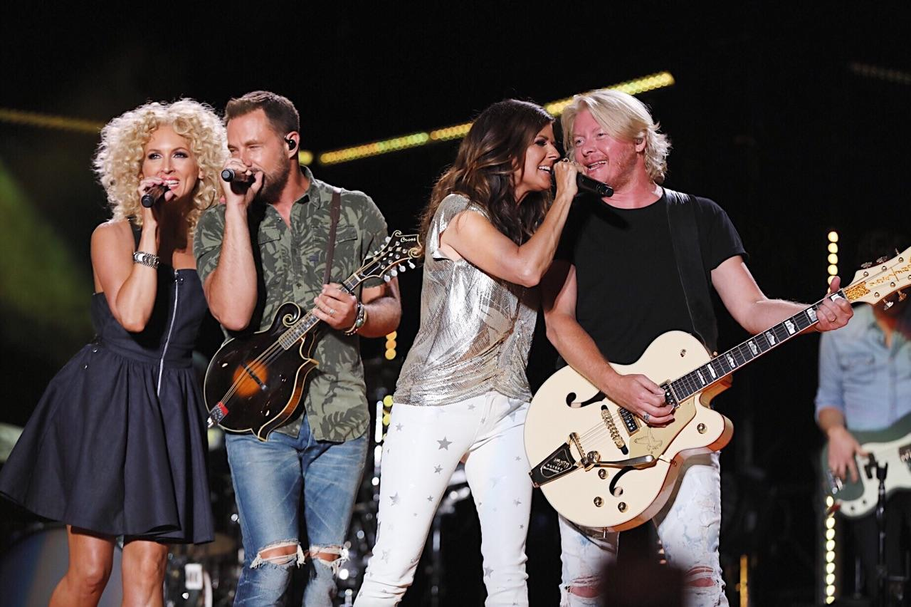 Little Big Town; Photo by Katie Kauss/Sounds Like Nashville