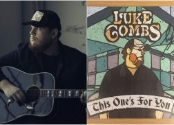 WIN a Copy of Luke Combs' Latest Album, 'This One's For You'