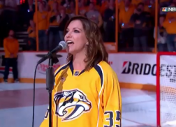 Martina McBride Makes Nashville Proud with Stanley Cup Finals Performance