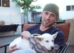 Meet Michael Ray's Newest Band Member, Wrigley