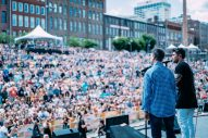 Michael Ray Discusses Dream Collaboration with Randy Travis at CMA Fest