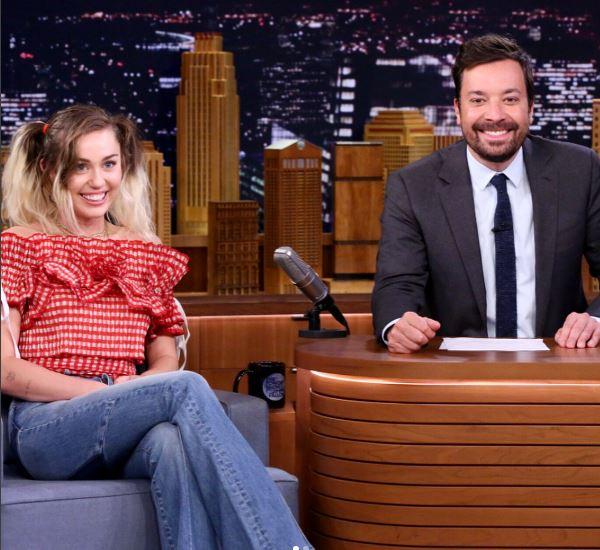 Miley Cyrus Labels Fellow 'The Voice' Coach Blake Shelton as a 'Frenemy'