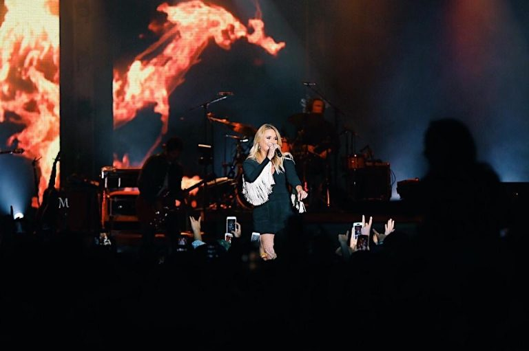 Miranda Lambert Blazes Through Powerful LakeShake Festival Performance
