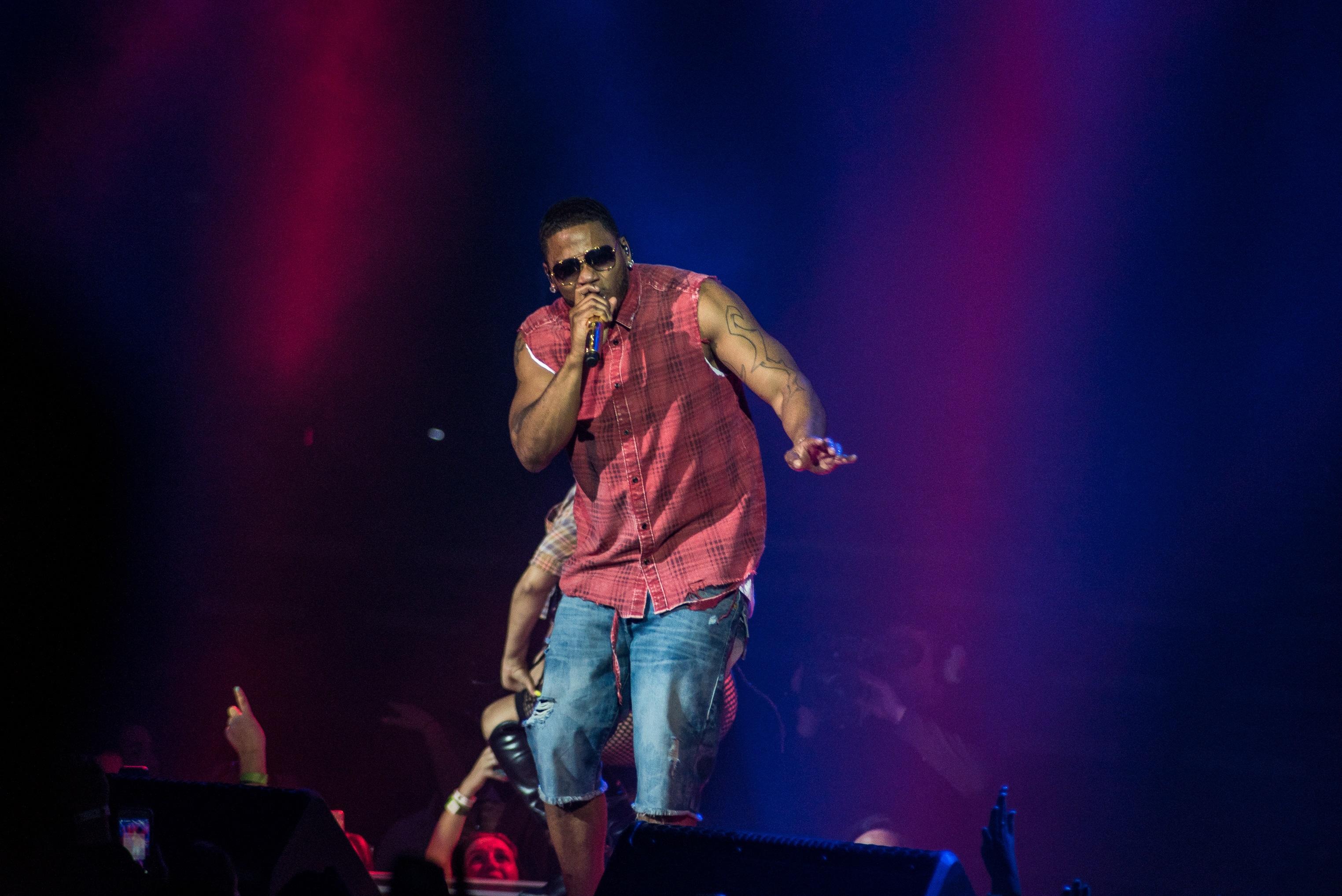 Nelly; Photo by Andrew Wendowski/Sounds Like Nashville