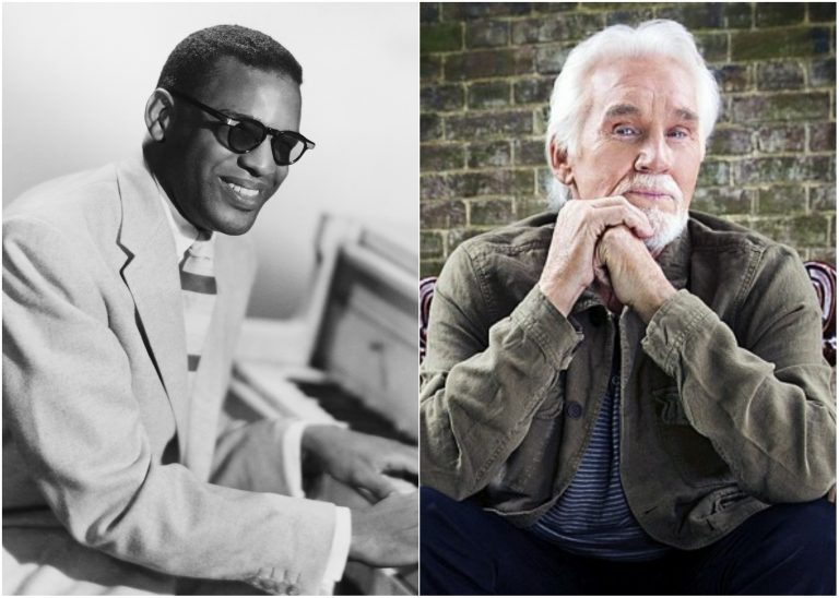 Kenny Rogers Cites Ray Charles As His Greatest Influence