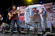 Rodney Atkins and Friends Party with Preds Fans for 'Music City Gives Back'