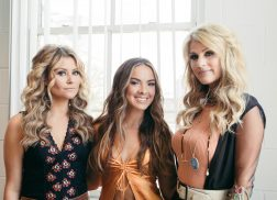 Go Behind-the-Scenes as Runaway June Gets Glam for 2017 CMT Music Awards