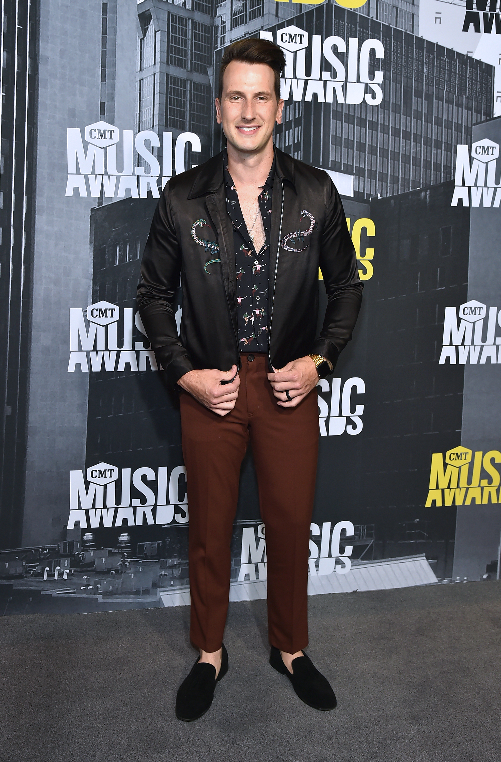Russell Dickerson; Photo by Mike Coppola/WireImage