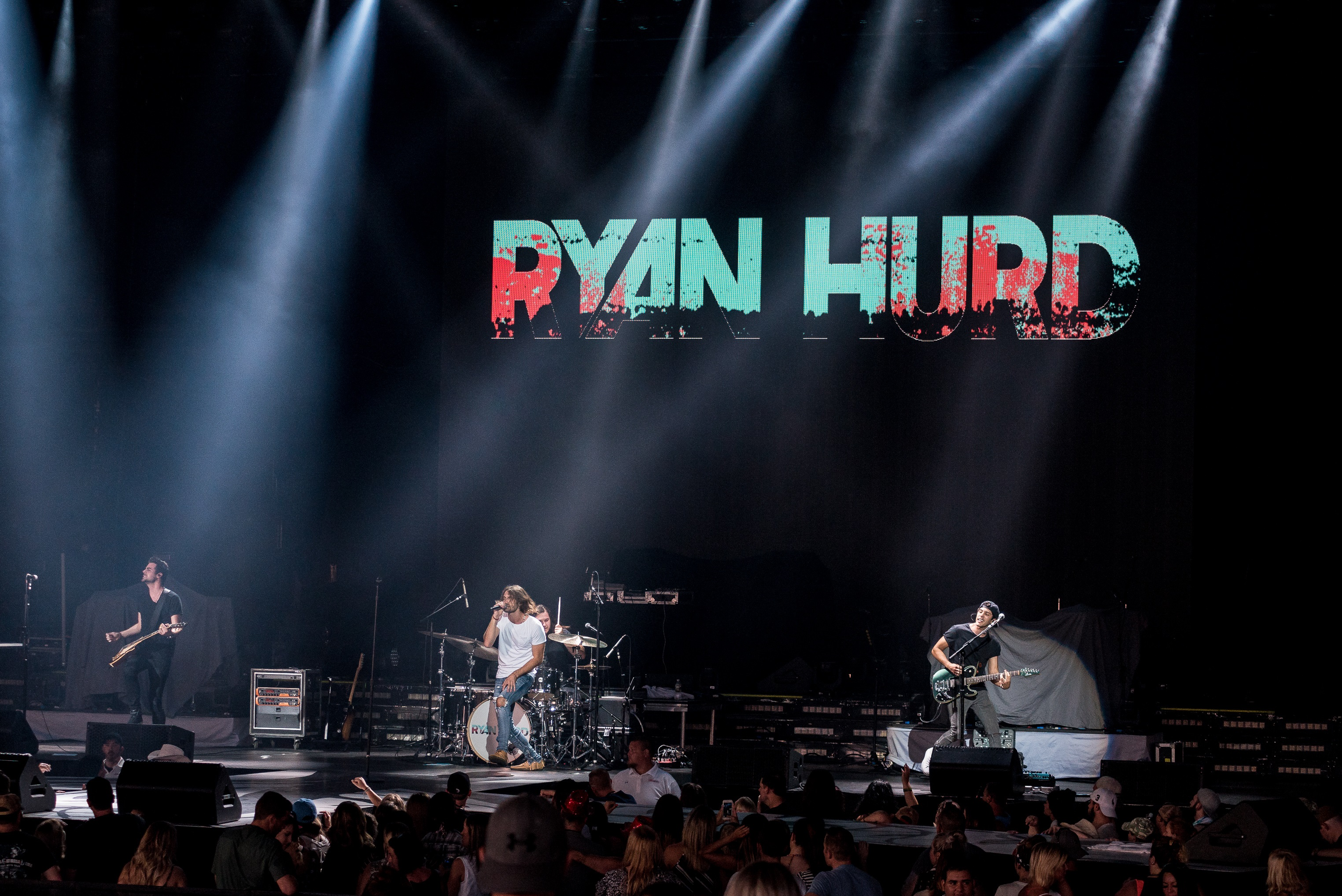 Ryan Hurd; Photo by Andrew Wendowski/Sounds Like Nashville