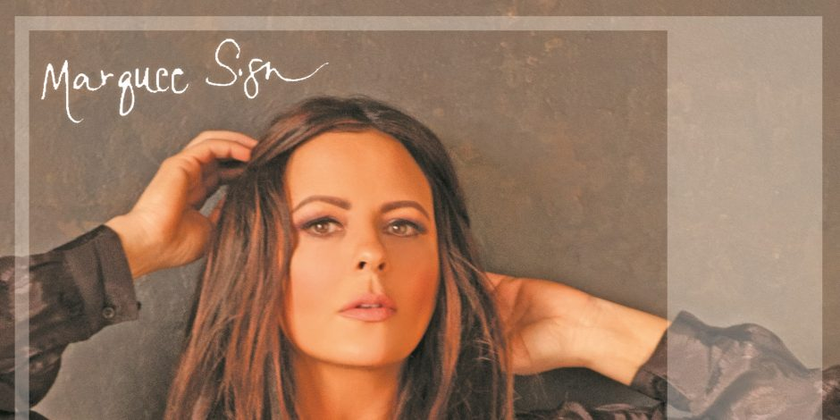 Sara Evans Releases New Single 'Marquee Sign'