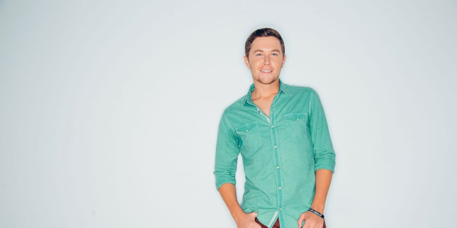 Scotty McCreery Marks Personal Accomplishment with No. 1 on 'Five More Minutes'