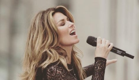 Shania Twain 'Feeling The Love' Over Comeback, Performs on 'Today'