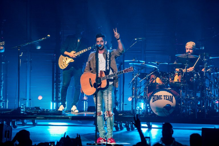 Thomas Rhett and More Rock Sold-Out XTU Radio Show