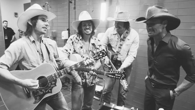 Tim McGraw and Midland Cover Alabama's 'Dixieland Delight'