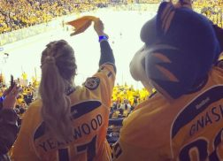 Country Stars Stand With Smashville During Final Stanley Cup Game