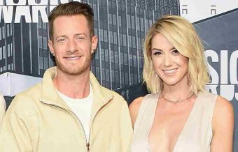 Tyler Hubbard and Wife Reveal Baby's Gender with 'Dirt Bikes or Diamonds' Gender Reveal Party