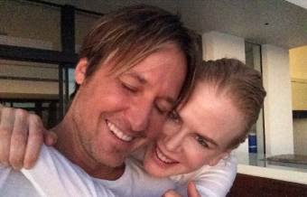 Keith Urban Shares Cute Anniversary Photos