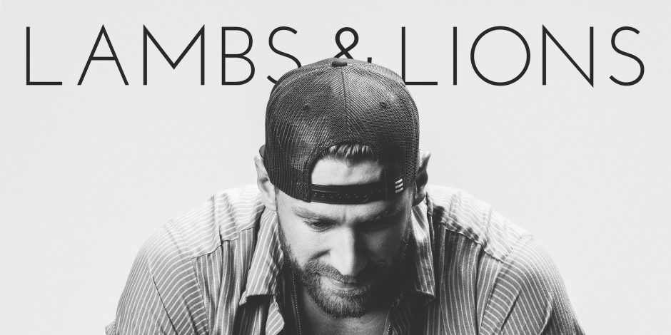 Chase Rice Shares Track List, Album Release Date for 'Lambs & Lions'