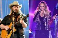 Chris Stapleton and Miranda Lambert Surprise Crowd with Impromptu Duet