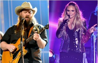 Chris Stapleton and Miranda Lambert's Impromptu Duet