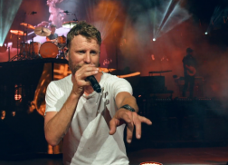 Dierks Bentley Gets Rowdy with Fans in 'What the Hell Did I Say' Video