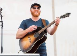 Eric Paslay is 'Looking Forward' to Opening for Tim McGraw and Faith Hill