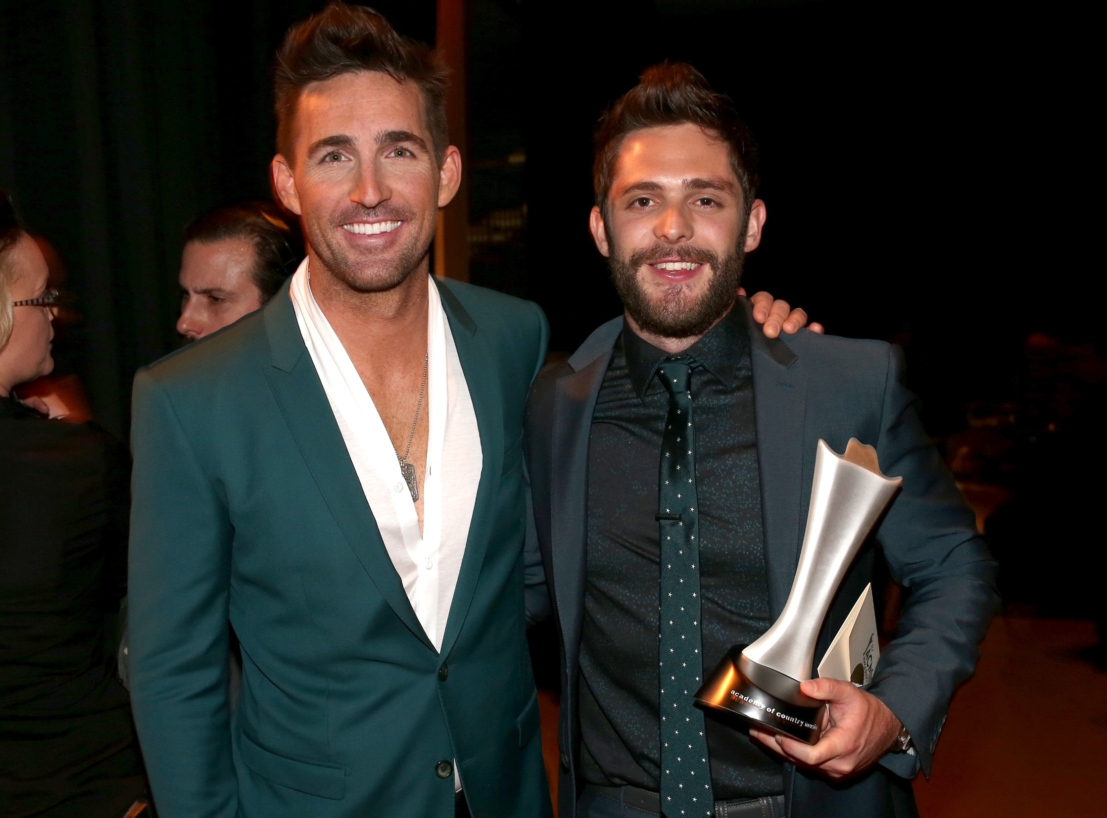 Jake Owen Relates to Thomas Rhett's Fatherly Love