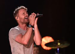 Dierks Bentley Receives Thoughtful Gift From Fan