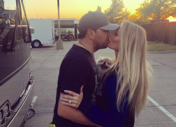 Country Couples Share Smooches for International Kissing Day