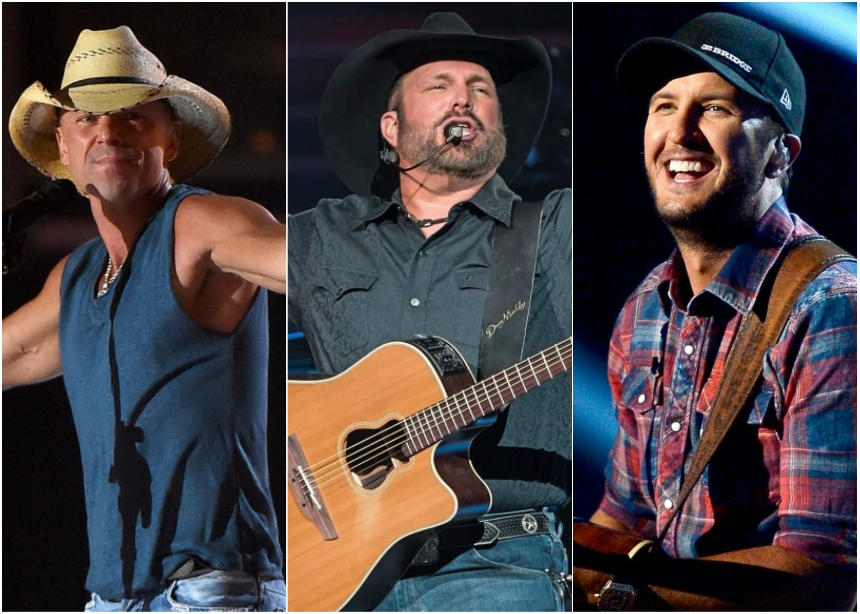 Forbes Releases List of World's Highest-Paid Country Music Stars