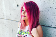 Lauren Alaina Stuns With New Hot Pink Locks