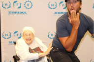 Luke Bryan Breaks His No Butt Grabbing Rule for 88-Year Old Terminally Ill Fan