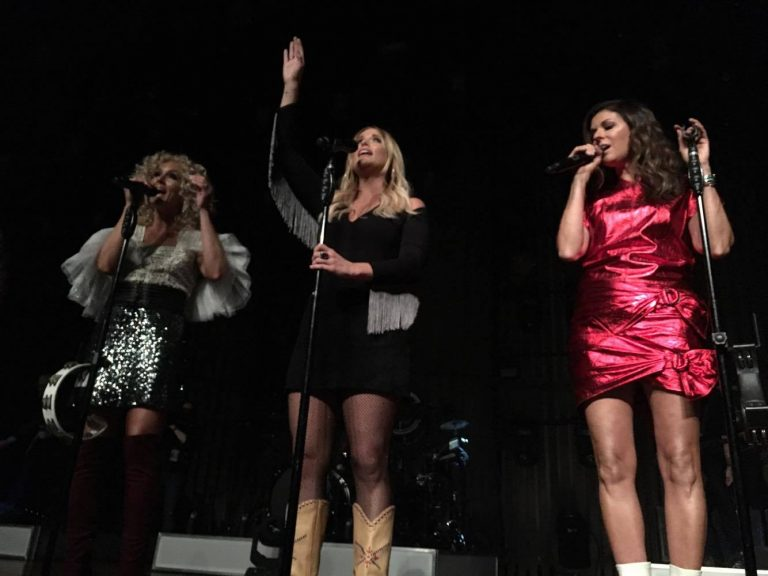 Miranda Lambert Surprises Fans at Little Big Town's Saturday Night Ryman Show