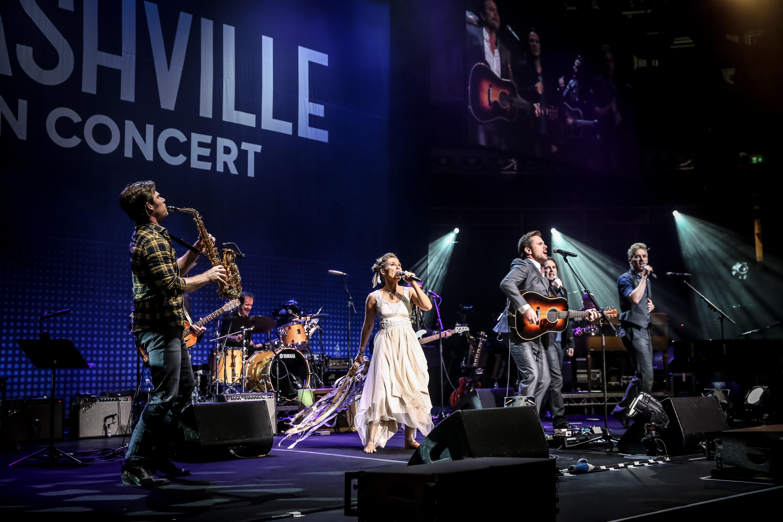 Nashville Cast on Tour 2017; Photo credit: Christie Goodwin