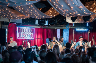 Old Dominion Bring a Host of New Hits to Show at Nashville's Blue Bar