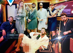 Lady Antebellum Throws a 'Party in a Bathrobe'