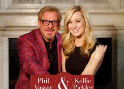 Phil Vassar and Kellie Pickler Unite for Christmas Single and Tour