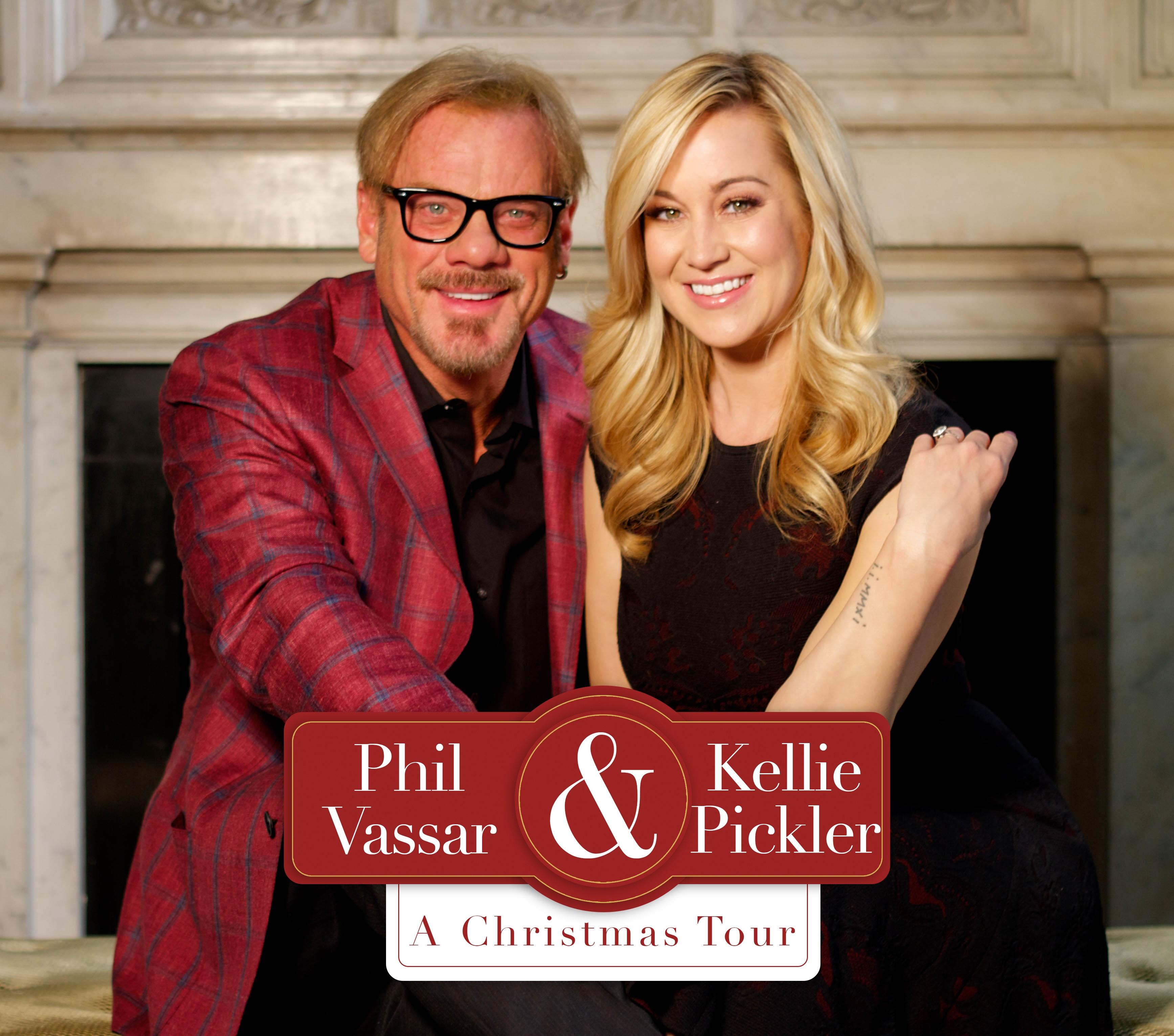 Phil Vassar and Kellie Pickler Unite for Christmas Single and Tour ...